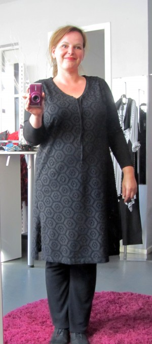 plus size outfit spitze 3
