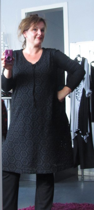 plus size outfit spitze 5