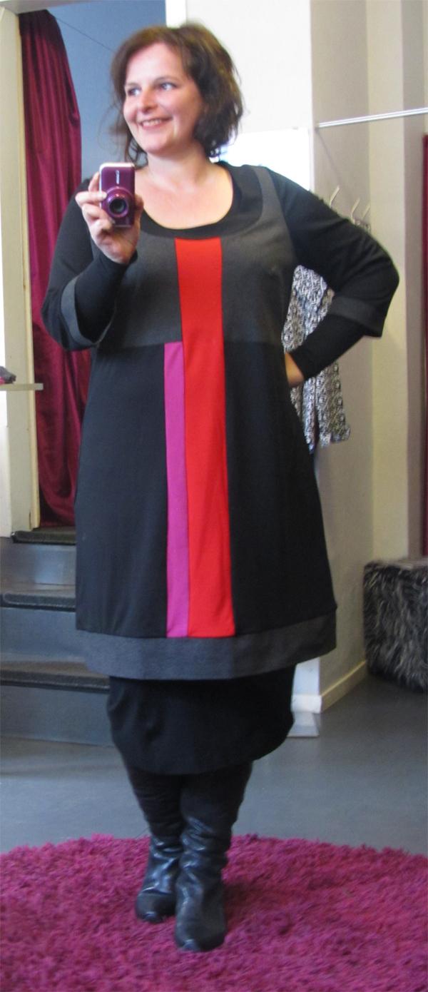 plus size outfit kleid laredoute 0