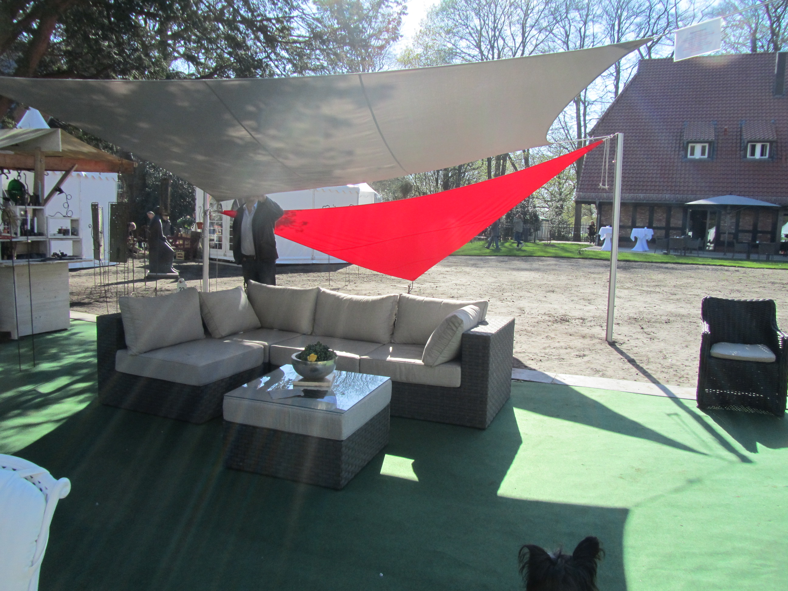 neulich beim fest der sch nen dinge in bremen xxl mode. Black Bedroom Furniture Sets. Home Design Ideas