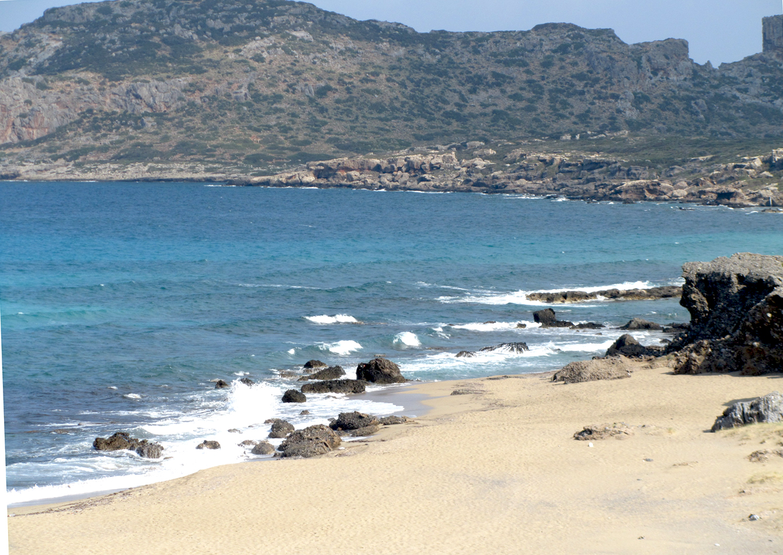 Kreta Falassarna 3
