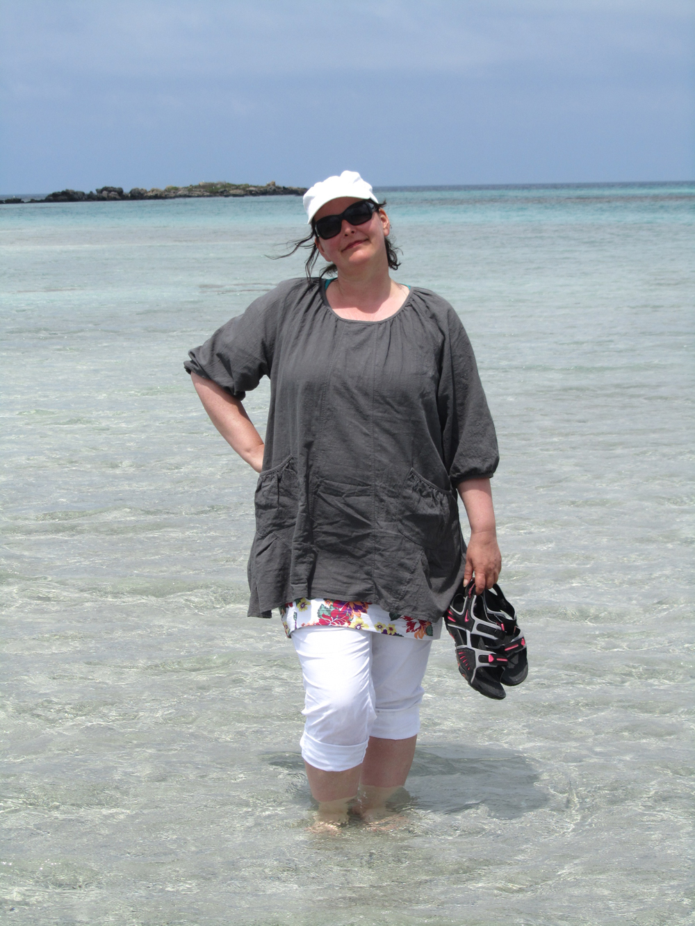 plus size outfit sommer 2