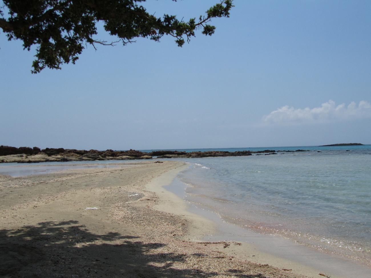 strand kreta elafonisi