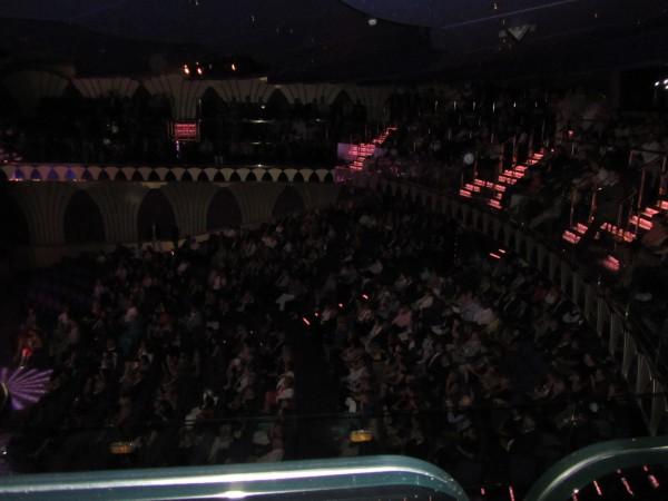 Kreuzfahrt Theater