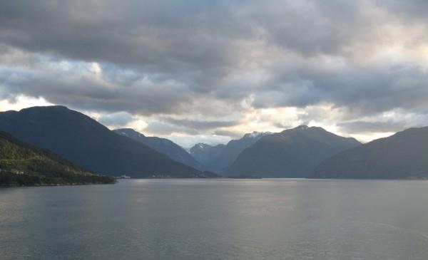 kreuzfahrt norwegen fjord 2