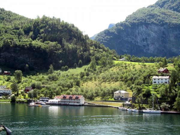 kreuzfahrt norwegen flam