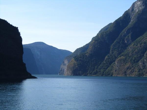 kreuzfahrt norwegen geiranger