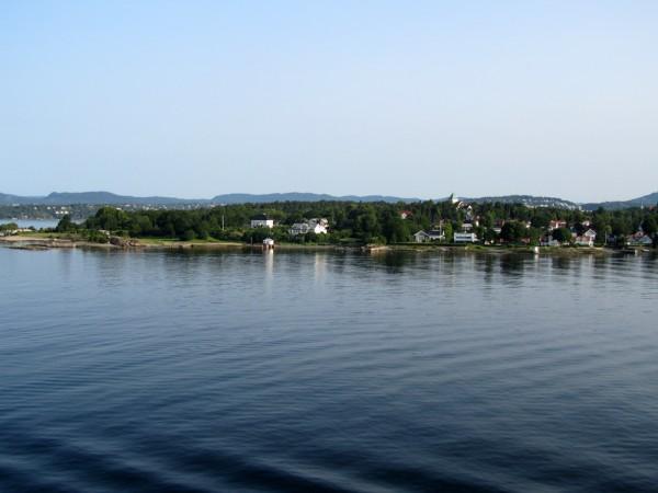 oslo kreuzfahrt oslofjord