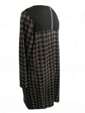Kleid Maxima hinten