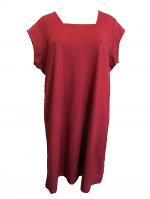 Kleid X-Two Himbeer