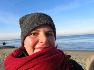 Haare Winter Mütze Pflege
