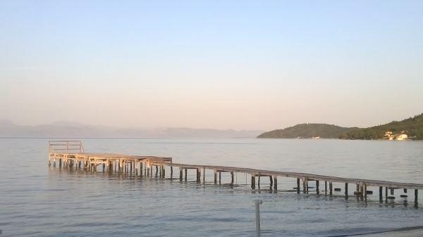 korfu mesonghi meer