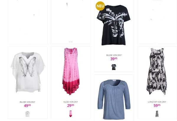 db983c4d9557 Der neue Adler Plus Size Shop hat neue Marken - XXL-Mode Tipps