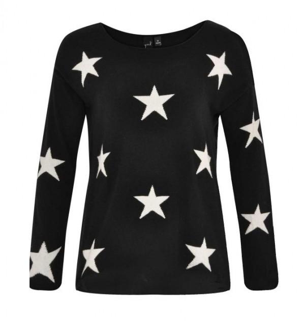 Pullover Sterne Yoek