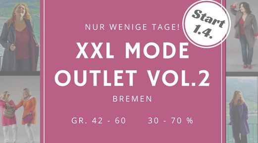 xxl mode outlet bremen april